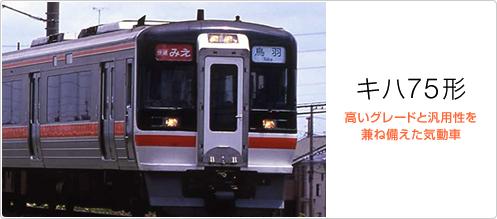 JR東海 キハ75形